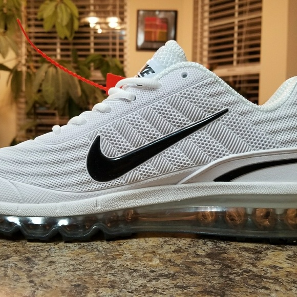 new styles 04097 2c7ee New men's Nike Air Max 360 all white size 11 NEW! NWT